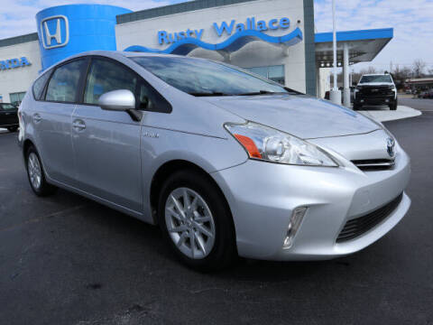 2014 Toyota Prius v for sale at RUSTY WALLACE HONDA in Knoxville TN