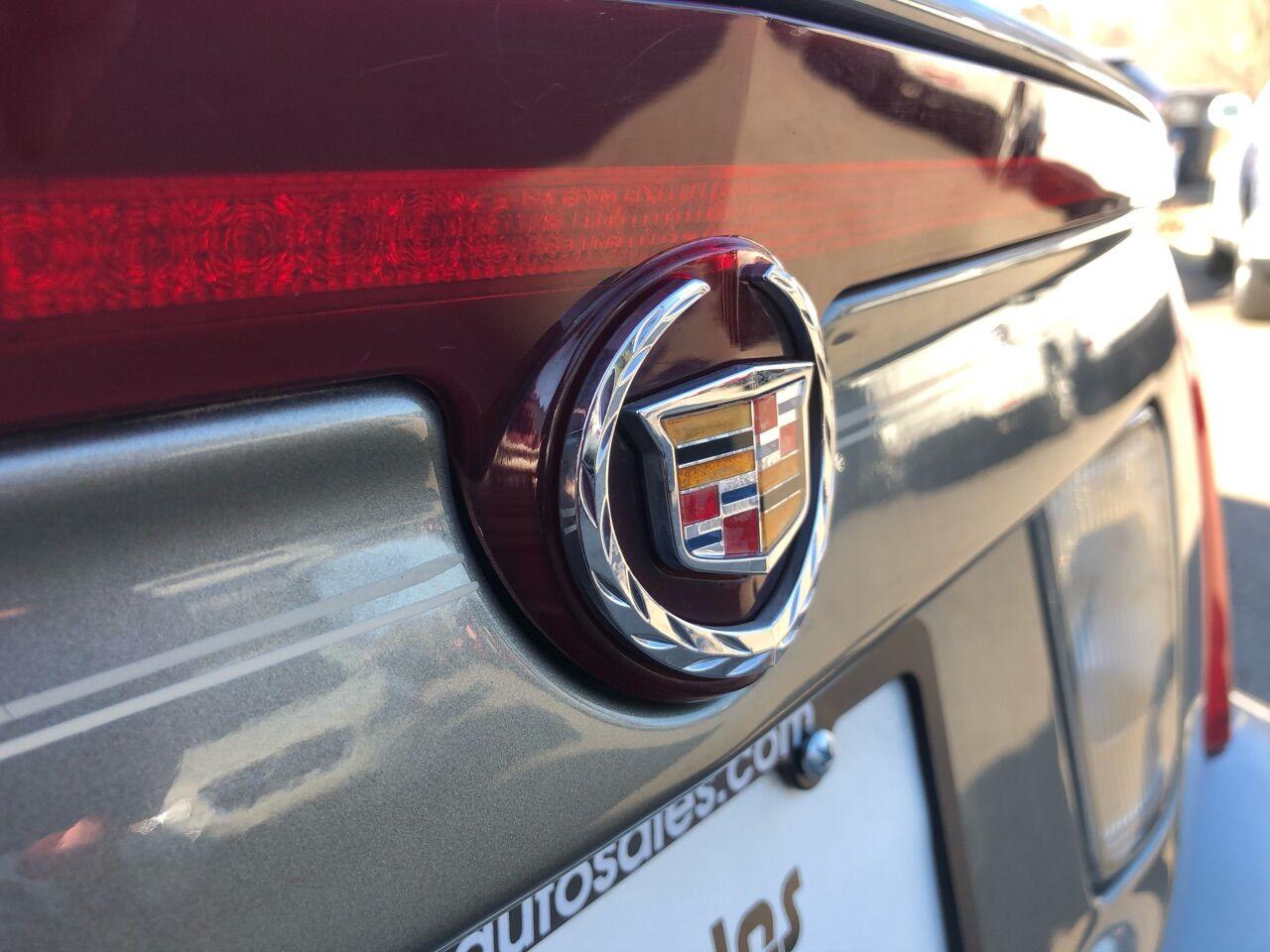 2010 Cadillac STS 4dr Car
