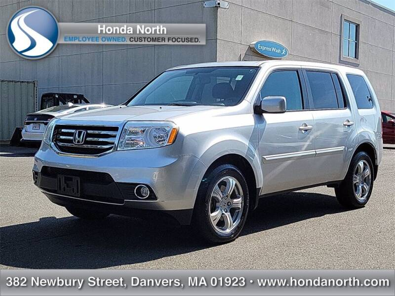 2013 Honda Pilot for sale at 1 North Preowned in Danvers MA