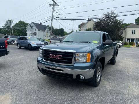 2011 GMC Sierra 1500 for sale at Auto Gallery in Taunton MA