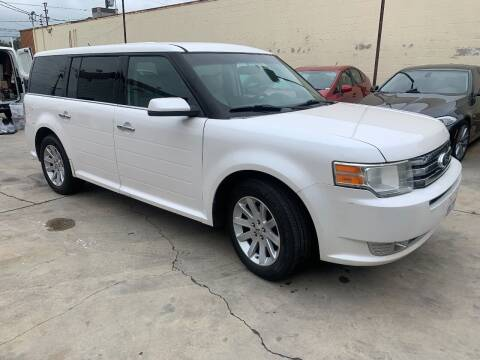 2011 Ford Flex for sale at OCEAN IMPORTS in Midway City CA