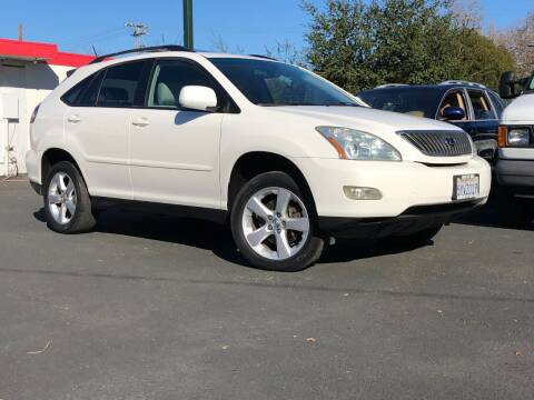 2007 Lexus RX 350 for sale at Redwood City Auto Sales in Redwood City CA