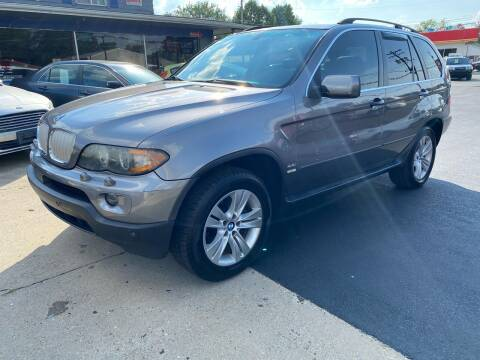 2006 BMW X5 for sale at Wise Investments Auto Sales in Sellersburg IN
