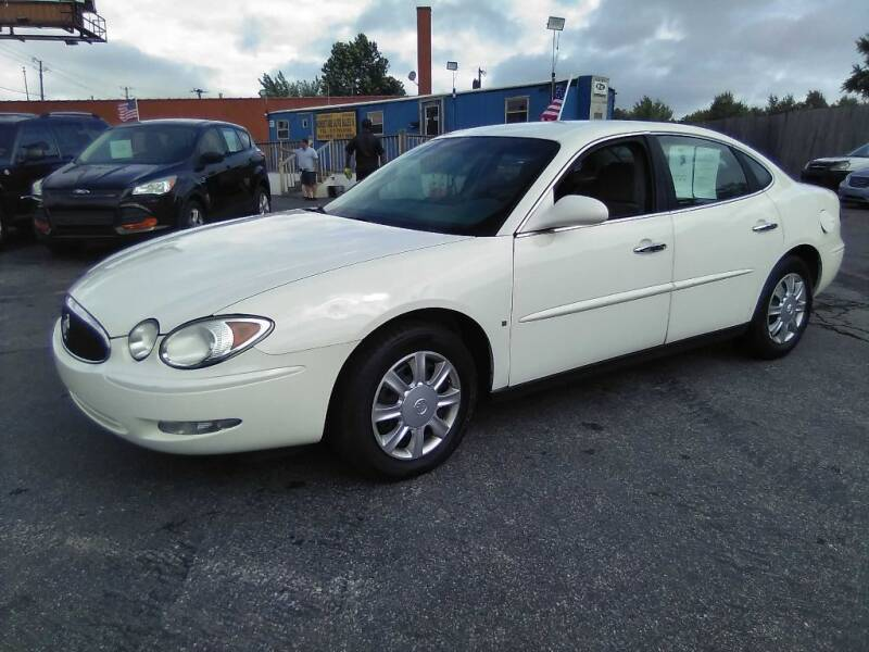 2007 Buick LaCrosse for sale at Honest Abe Auto Sales 4 in Indianapolis IN