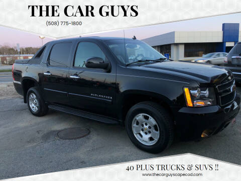 2007 Chevrolet Avalanche for sale at The Car Guys in Hyannis MA