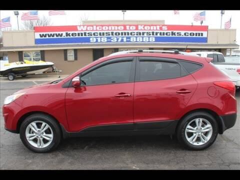 2012 Hyundai Tucson for sale at Kents Custom Cars and Trucks in Collinsville OK