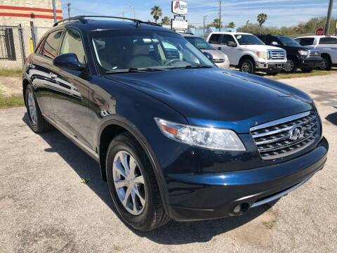 2008 Infiniti FX35 for sale at Marvin Motors in Kissimmee FL
