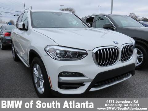 2021 BMW X3 for sale at Carol Benner @ BMW of South Atlanta in Union City GA