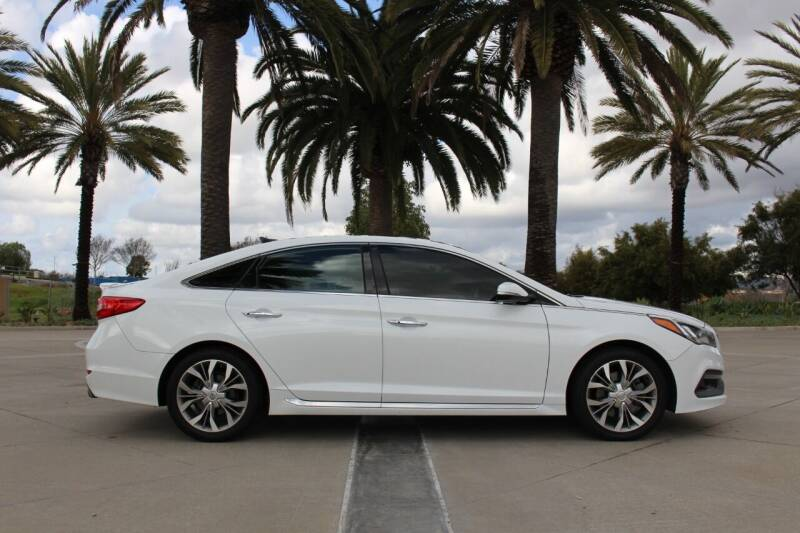 2015 Hyundai Sonata for sale at Miramar Sport Cars in San Diego CA