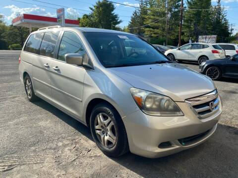 2007 Honda Odyssey for sale at 390 Auto Group in Cresco PA