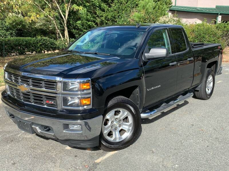 2014 Chevrolet Silverado 1500 for sale at Triangle Motors Inc in Raleigh NC