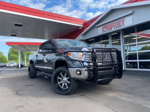 2015 Toyota Tundra for sale at Furrst Class Cars LLC  - Independence Blvd. in Charlotte NC