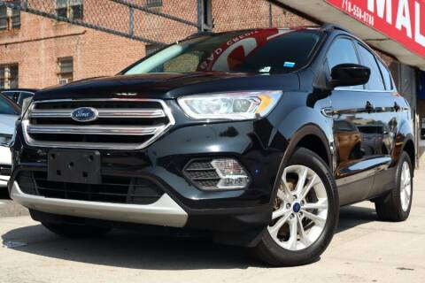 2017 Ford Escape for sale at HILLSIDE AUTO MALL INC in Jamaica NY