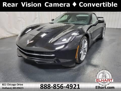 2014 Chevrolet Corvette for sale at Elhart Automotive Campus in Holland MI