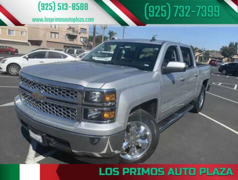 2015 Chevrolet Silverado 1500 for sale at Los Primos Auto Plaza in Brentwood CA
