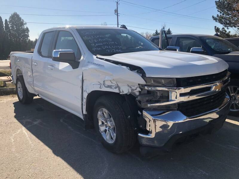 2020 Chevrolet Silverado 1500 for sale at Don's Sport Cars in Hortonville WI