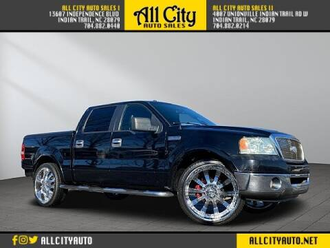 2006 Ford F-150 for sale at All City Auto Sales in Indian Trail NC
