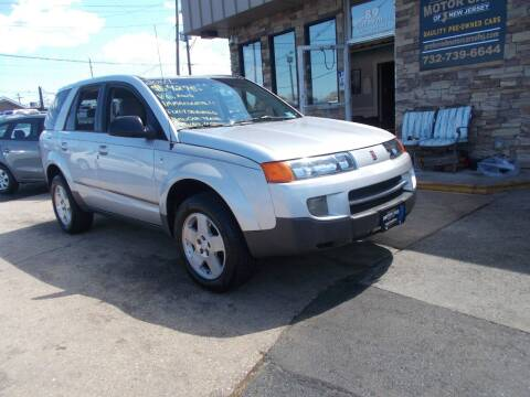 2004 Saturn Vue for sale at Preferred Motor Cars of New Jersey in Keyport NJ