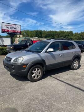 2005 Hyundai Tucson for sale at Best Buy Wheels in Virginia Beach VA