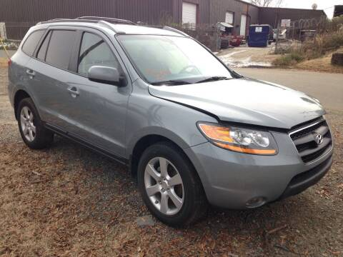 2009 Hyundai Santa Fe for sale at ASAP Car Parts in Charlotte NC