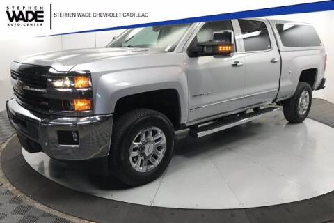 2016 Chevrolet Silverado 3500HD for sale at Stephen Wade Pre-Owned Supercenter in Saint George UT