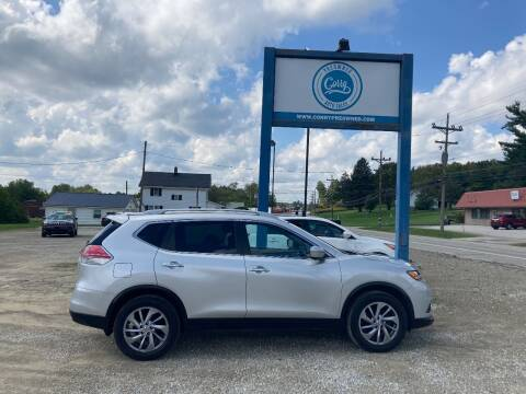 2014 Nissan Rogue for sale at Corry Pre Owned Auto Sales in Corry PA