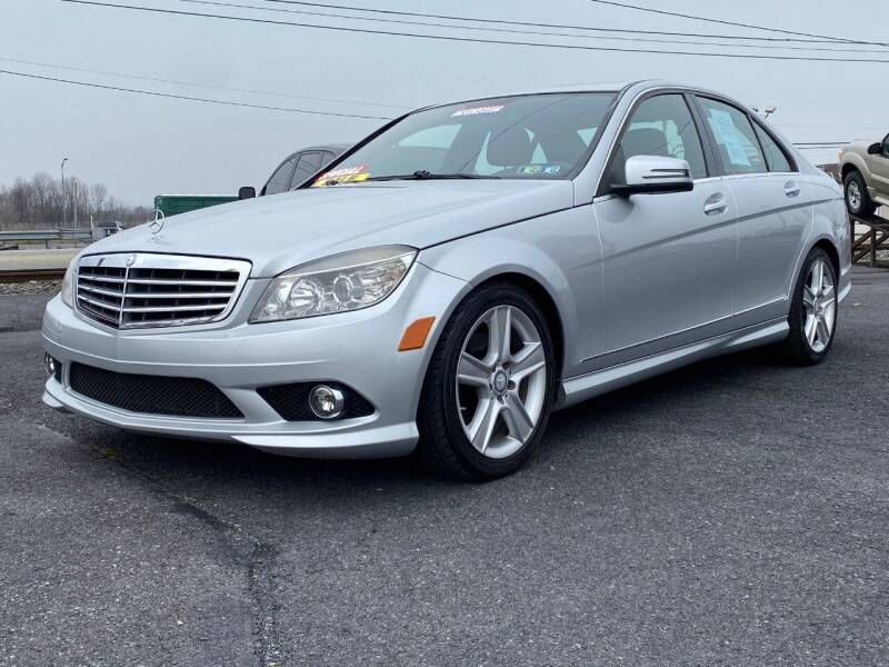 2010 Mercedes-Benz C-Class for sale at Clear Choice Auto Sales in Mechanicsburg PA