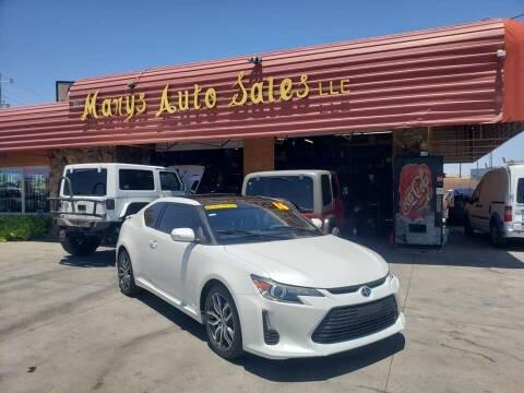 2016 Scion tC for sale at Marys Auto Sales in Phoenix AZ