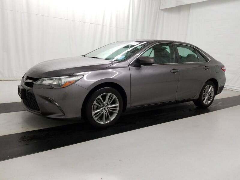 2015 Toyota Camry for sale at SILVER ARROW AUTO SALES CORPORATION in Newark NJ