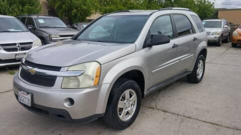 2007 Chevrolet Equinox for sale at Carspot Auto Sales in Sacramento CA