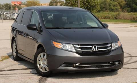 2016 Honda Odyssey for sale at Big O Auto LLC in Omaha NE