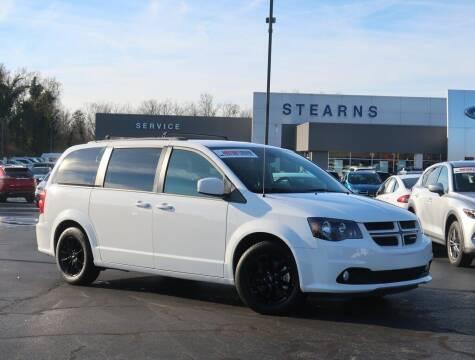 2019 Dodge Grand Caravan for sale at Stearns Ford in Burlington NC