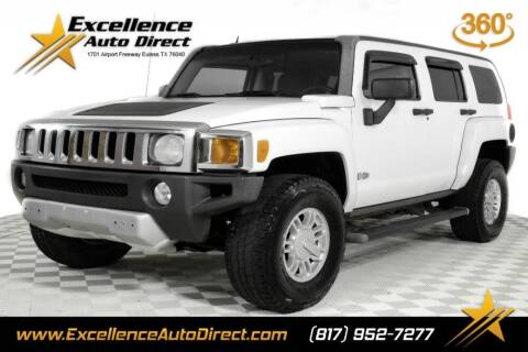 2008 HUMMER H3 for sale at Excellence Auto Direct in Euless TX