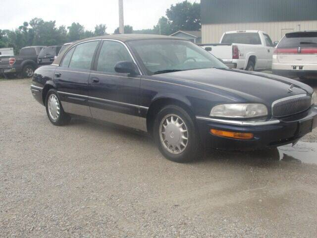 1999 Buick Park Avenue for sale at Frieling Auto Sales in Manhattan KS