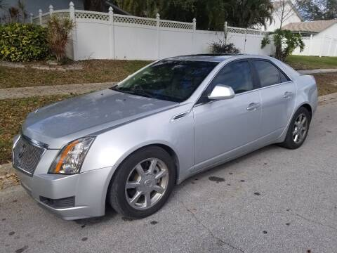 2009 Cadillac CTS for sale at Low Price Auto Sales LLC in Palm Harbor FL