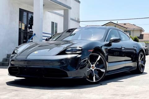 2020 Porsche Taycan for sale at Fastrack Auto Inc in Rosemead CA