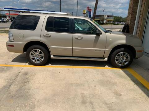 2007 Mercury Mountaineer for sale at Uncle Ronnie's Auto LLC in Houma LA