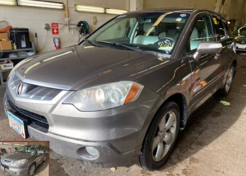 2007 Acura RDX for sale at Green Light Auto in Sioux Falls SD