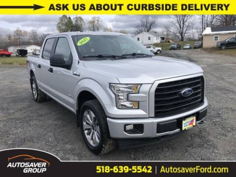 2017 Ford F-150 for sale at Autosaver Ford in Comstock NY