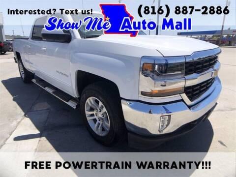2016 Chevrolet Silverado 1500 for sale at Show Me Auto Mall in Harrisonville MO
