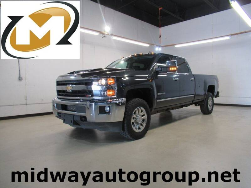 2019 Chevrolet Silverado 3500HD for sale at Midway Auto Group in Addison TX