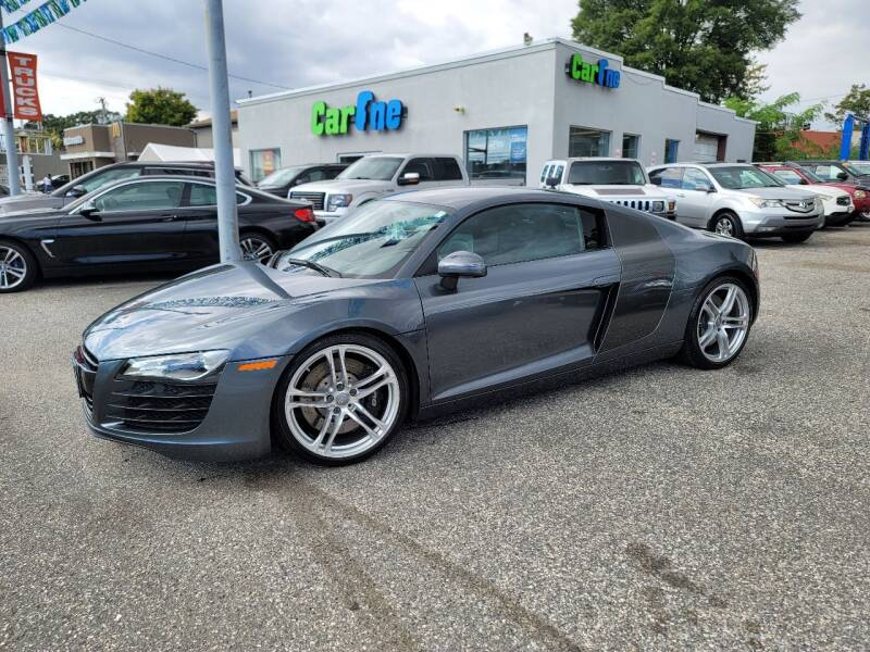 2009 Audi R8 for sale at Car One in Essex MD