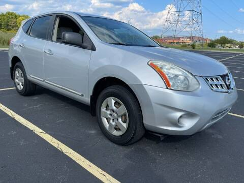 2013 Nissan Rogue for sale at Quality Motors Inc in Indianapolis IN