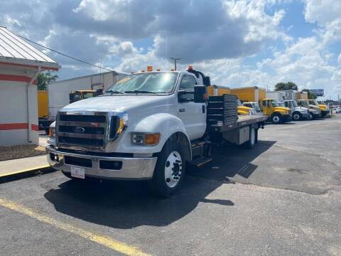 2015 Ford F-650 Super Duty for sale at Orange Truck Sales in Orlando FL