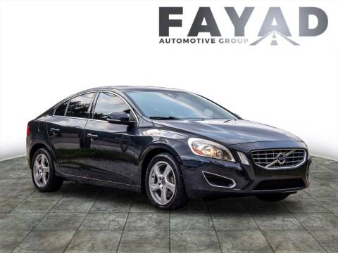 2012 Volvo S60 for sale at FAYAD AUTOMOTIVE GROUP in Pittsburgh PA