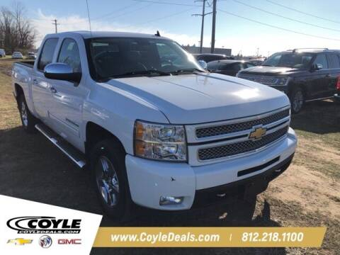 2013 Chevrolet Silverado 1500 for sale at COYLE GM - COYLE NISSAN - Coyle Nissan in Clarksville IN