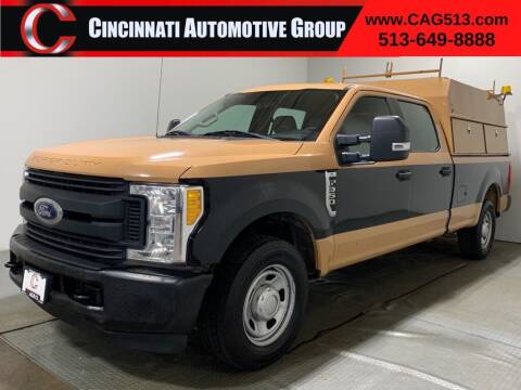 2017 Ford F-350 Super Duty for sale at Cincinnati Automotive Group in Lebanon OH