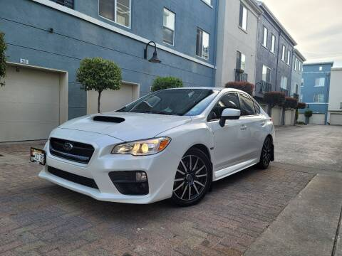 2015 Subaru WRX for sale at Bay Auto Exchange in San Jose CA