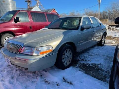 2005 Mercury Grand Marquis for sale at WINDOM AUTO OUTLET LLC in Windom MN