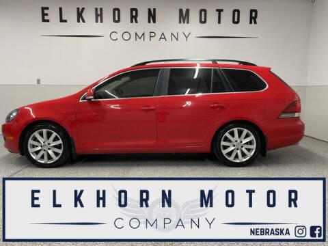 2014 Volkswagen Jetta for sale at Elkhorn Motor Company in Waterloo NE